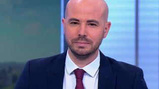 Arnaud Comte. (CAPTURE ECRAN FRANCE 2)