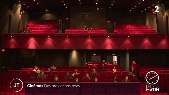 Culture: à Orléans, un cinéma rouvre… pour des projections tests
