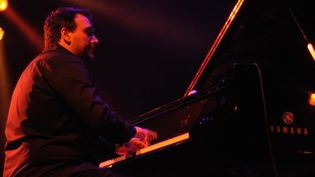 Éric Legnini sur scène au London Jazz Festival (12/11/2010)  (Antonio Pagano / MAXPPP)
