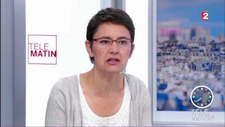 Nathalie Arthaud (France 2)