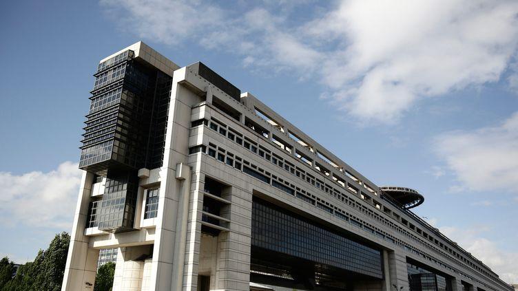 Le ministère des Finances à Paris (VINCENT ISORE / MAXPPP)