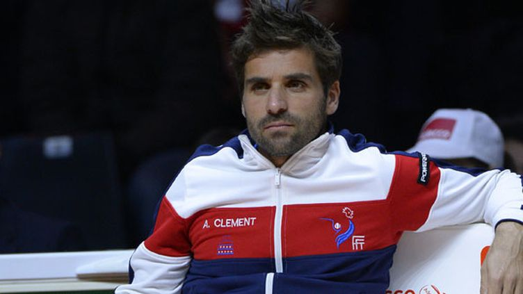 Arnaud Clément ne sera plus sur le banc des Bleus lors de la Coupe Davis 2016