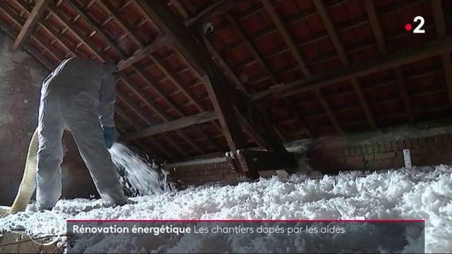 Rénovation énergétique : les aides du gouvernement boostent les chantiers