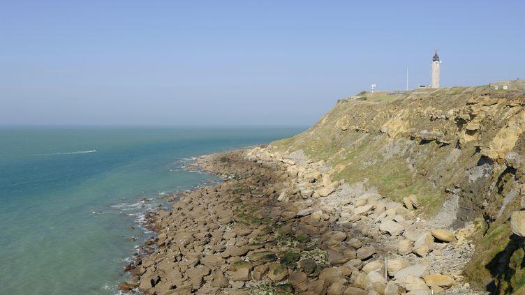 Un Britannique est mort le 22 juillet 2012, au large du cap Gris-Nez (Pas-de-Calais), alors qu'il tentait de traverser la Manche à la nage. (SOBERKA RICHARD / HEMIS / AFP)