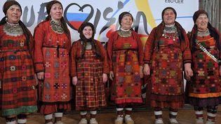 Les 6 mamies russes en lice pour l'Eurovision  (Ruslan Krivobok / RIA NOVOSTI)