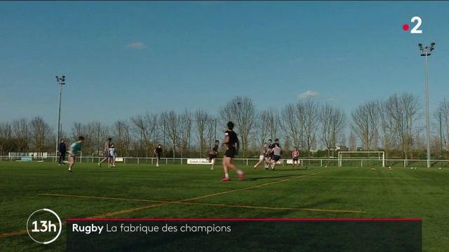 Rugby : le XV de France, une source d'inspiration
