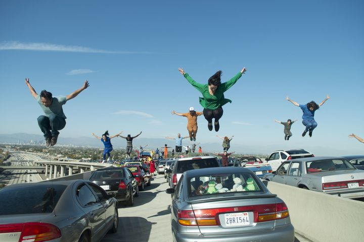 """La La Land"" de Damien Chazelle  (SND)"