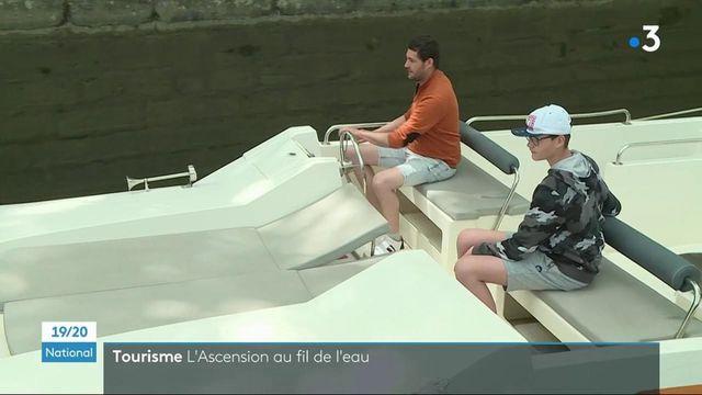 Haute-Garonne : un week-end de tourisme fluvial