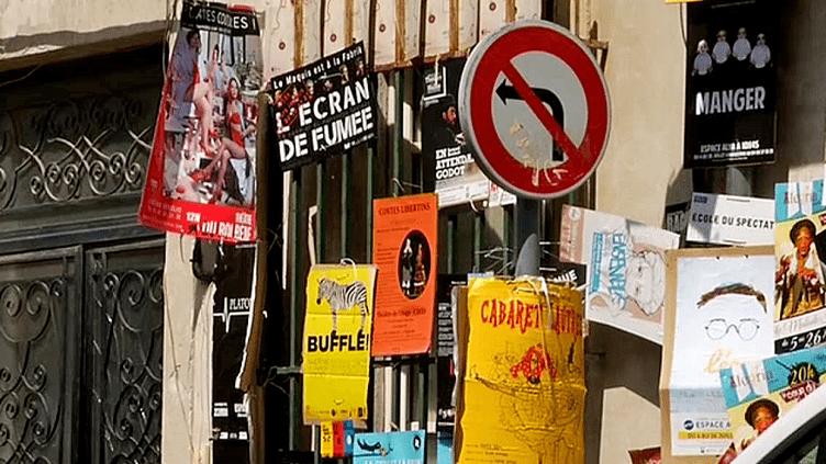 Chaque année le festival off d'Avignon accueille des milliers de spectacle de toute la France. Cette année 28 compagnies des Pays de Loire jouent dans la Cité des Papes  (France 3 / Culturebox)