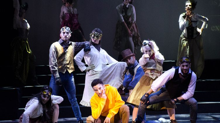 Limoges Opéra Rock - 2017 (Photo : Yann Brisson)