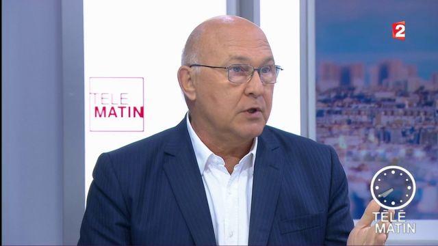 """Pour Sapin, faire 850 millions d'euros d'économies sur le budget de la Défense est """"une erreur"""""""