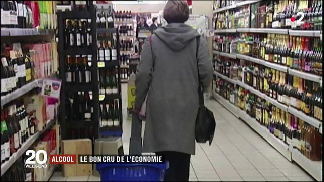 Alcool : le bon cru de l'économie