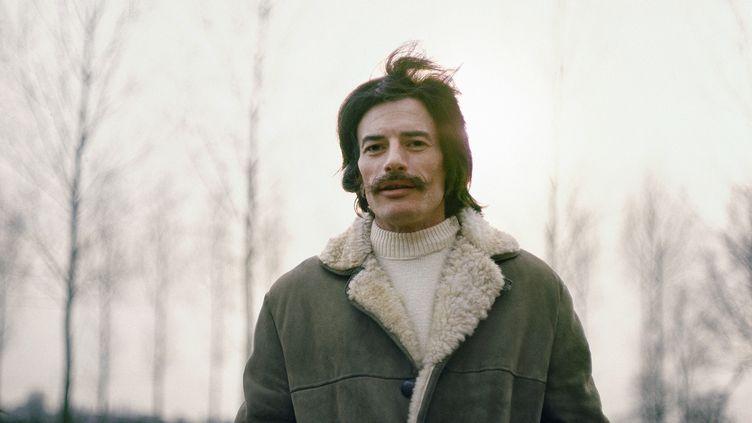 Jean Ferrat dans les années 70 (Patrick Ullmann)