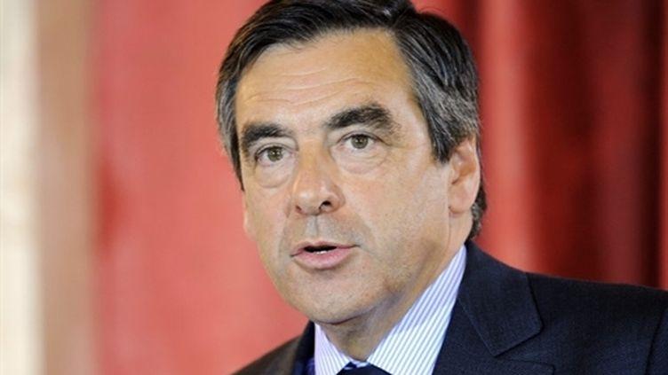 François Fillon, le 07 janvier 2011. (AFP - Miguel Medina)