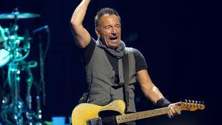 Bruce Springsteen à Bercy, juillet 2016  (BERTRAND GUAY / AFP)
