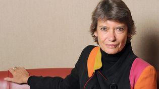 Véronique Cayla, ex-patronne d'Arte et du CNC (Centre national du cinéma). (MIGUEL MEDINA / AFP)