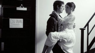Aldo (Jérémy Elkaïm) et Stefana (Magali Le Naour-Saby), entre désir et dépendance.  (Zelig Films Distribution)
