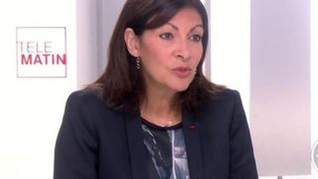 """Anne Hidalgo sur les JO 2024 : """"Le projet est estimé à six milliards"""""""