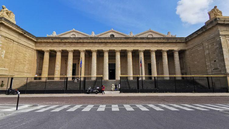 Le palais de justice de Bodeaux. (BASTIEN DECEUNINCK / FRANCE-BLEU GIRONDE)