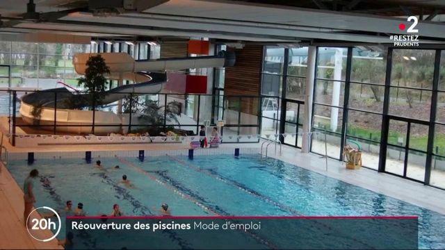 Déconfinement : la réouverture des piscines se précise