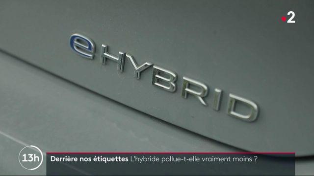 Ecologie : les voitures hybrides polluent-elles moins ?