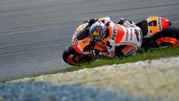 Dani Pedrosa (Honda)  (SAEED KHAN / AFP)