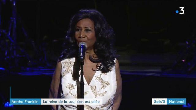 Aretha Franklin : la reine de la soul s'en est allée