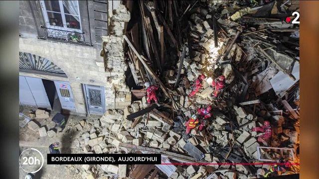 Bordeaux : les habitants sous le choc après l'effondrement de deux immeubles du centre-ville