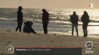 La plage de l'Espiguette, au Grau-du-Roi (Gard). (France 2)