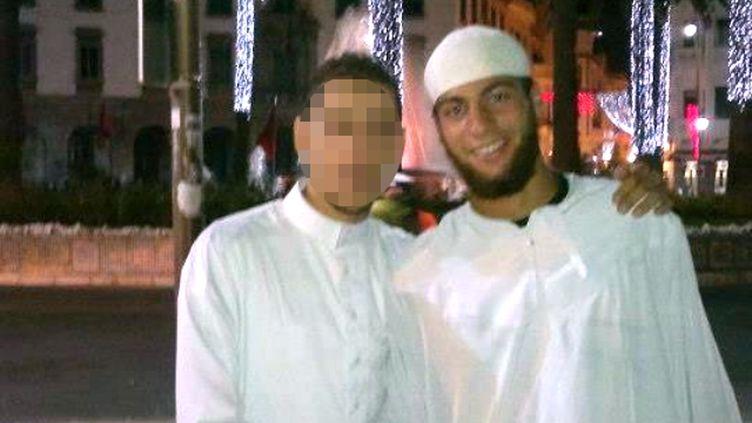Photo non datée d'Ayoub El-Khazzani, auteur de l'attaque dans le Thalys du 21 août 2015. (AFP)