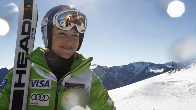La skieuse américaine Lindsey Vonn