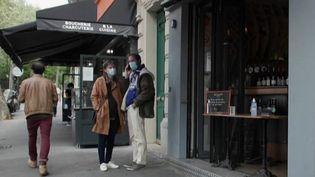 Déconfinement : l'espoir d'une réouverture mi-mai pour les restaurateurs (FRANCE 2)