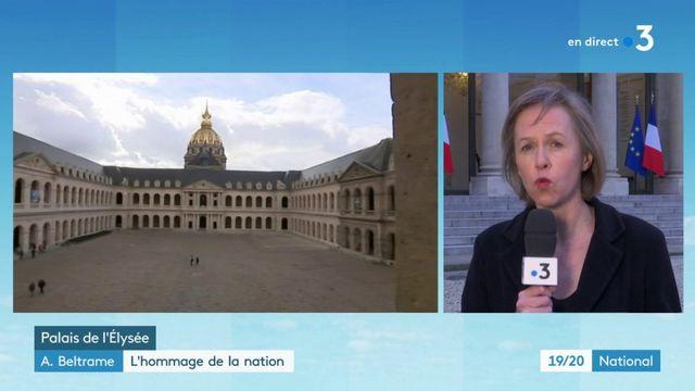 Arnaud Beltrame : un hommage national lui sera rendu aux Invalides mercredi