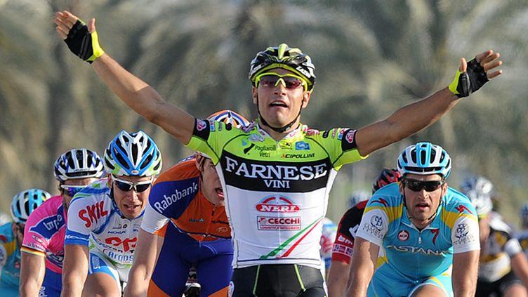 Andrea Guardini (PASCAL GUYOT / AFP)