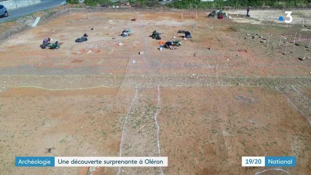 Archéologie : une découverte surprenante à Oléron