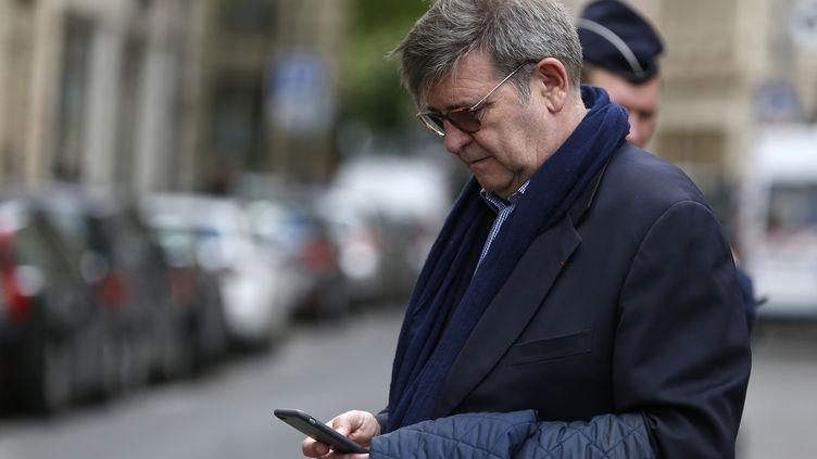 Jean-Marc Borello,président du directoire du groupe SOS. (CHARLY TRIBALLEAU / AFP)