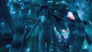 "Scarlett Johansson dans ""Ghost in the Shell"" de Rupert Sanders  (Paramount Pictures France)"