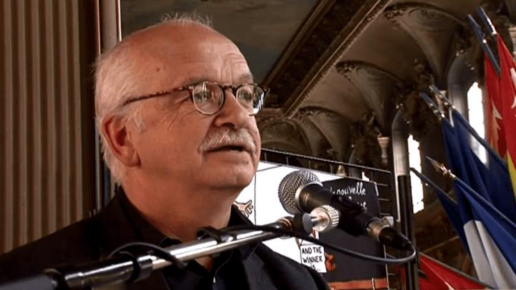Eric Orsenna en visite à Nancy  (France 3/ Culturebox)