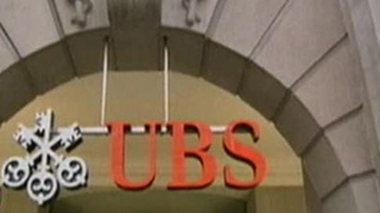 Banque UBS (© France)