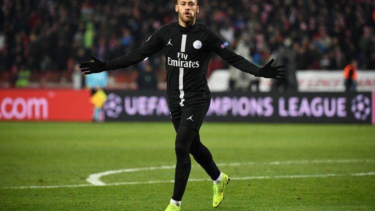 Neymar (Belgrade-PSG) (FRANCK FIFE / AFP)