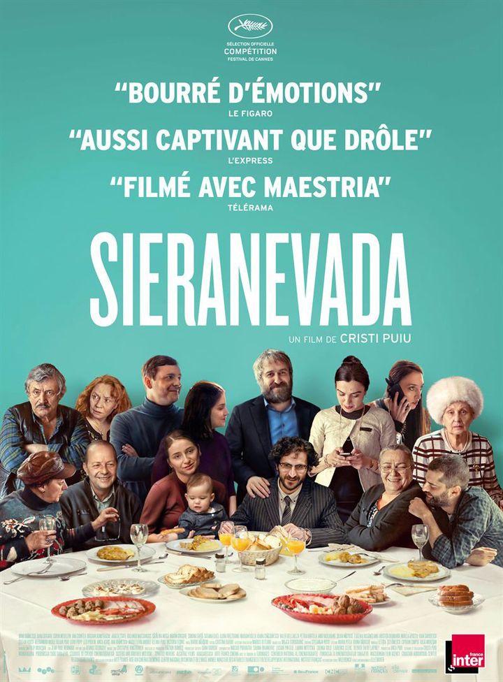"""""""Sieranevada"""" : l'affiche fraçaise  (Wild Bunch Distribution)"""