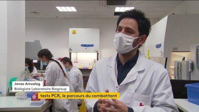 Coronavirus :  des tests PCR très prisés