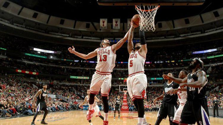 Joakim Noah (Chicago Bulls).