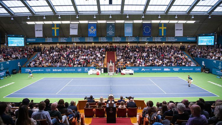 L'édition 2020 du tournoi de Stockholm est annulée (JONATHAN NACKSTRAND / AFP)