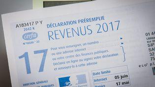 Le sujet des niches fiscales a été abordé mercredi en Conseil desministres. (ALEXIS SCIARD  / MAXPPP)