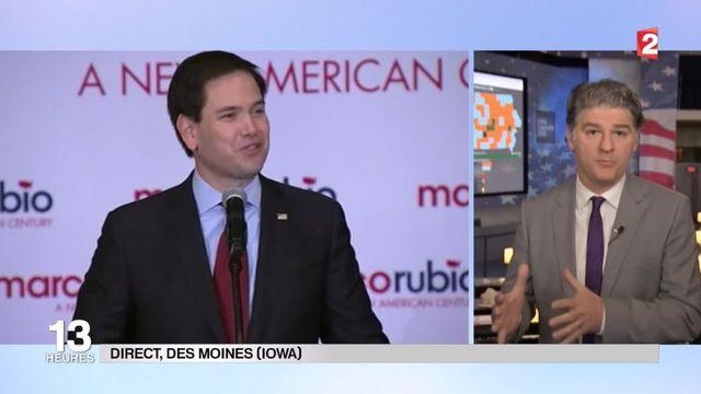 Présidentielle américaine : quel poids auront les résultats de l'Iowa dans la suite de la campagne ?