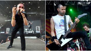 Mass Hysteria et Ultra-Vomit en concert (MAXXPPP / PHOTOPQR/L'EST REPUBLICAIN/)