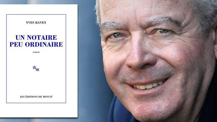 """""""Un notaire peu ordinaire"""" (Editions de Monuit) , 12ème roman d'Yves Ravey  (Hélène Bamberger)"""