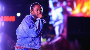 """L'expression """"nigger"""" peut-elle être employée par des Blancs ? Le rappeur américain Kendrick Lamar a très publiquement affirmé que non.  (CHRISTOPHER POLK / GETTY IMAGES NORTH AMERICA / AFP)"""