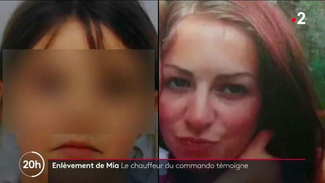 """Enlèvement de Mia : le chauffeur du commando témoigne pour """"Complément d'enquête"""""""